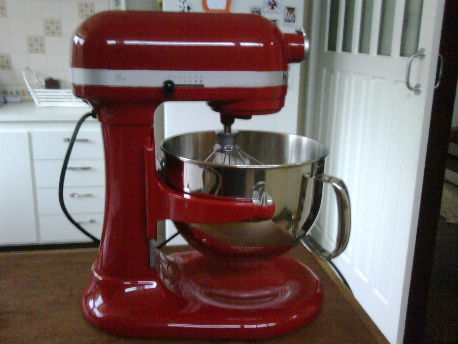 Minha KitchenAid Pro